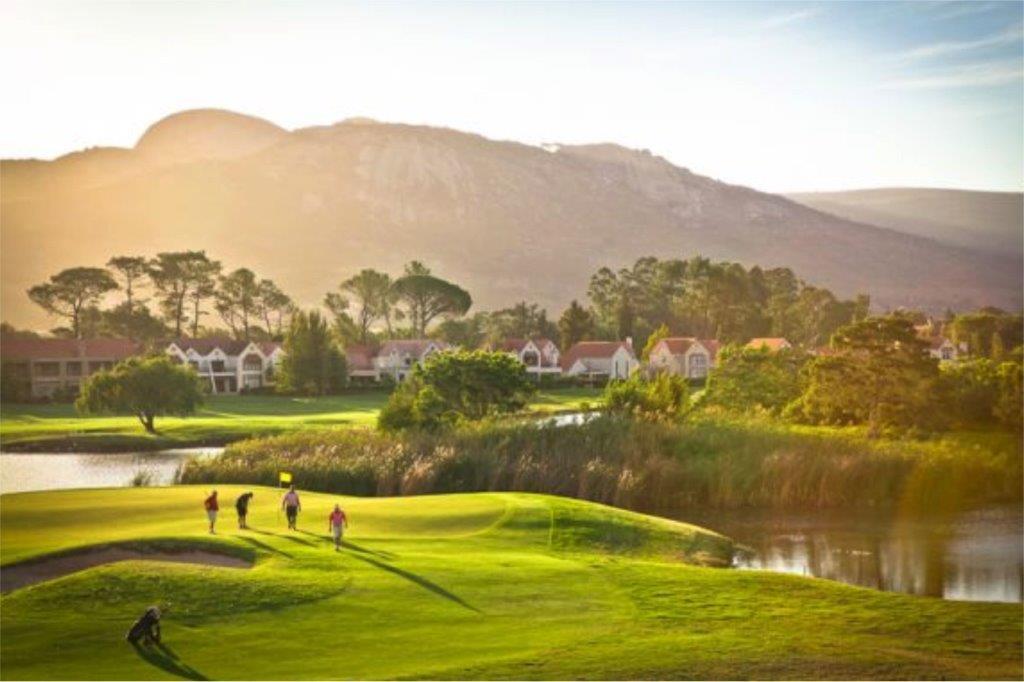 Mountain View of Golf Estate