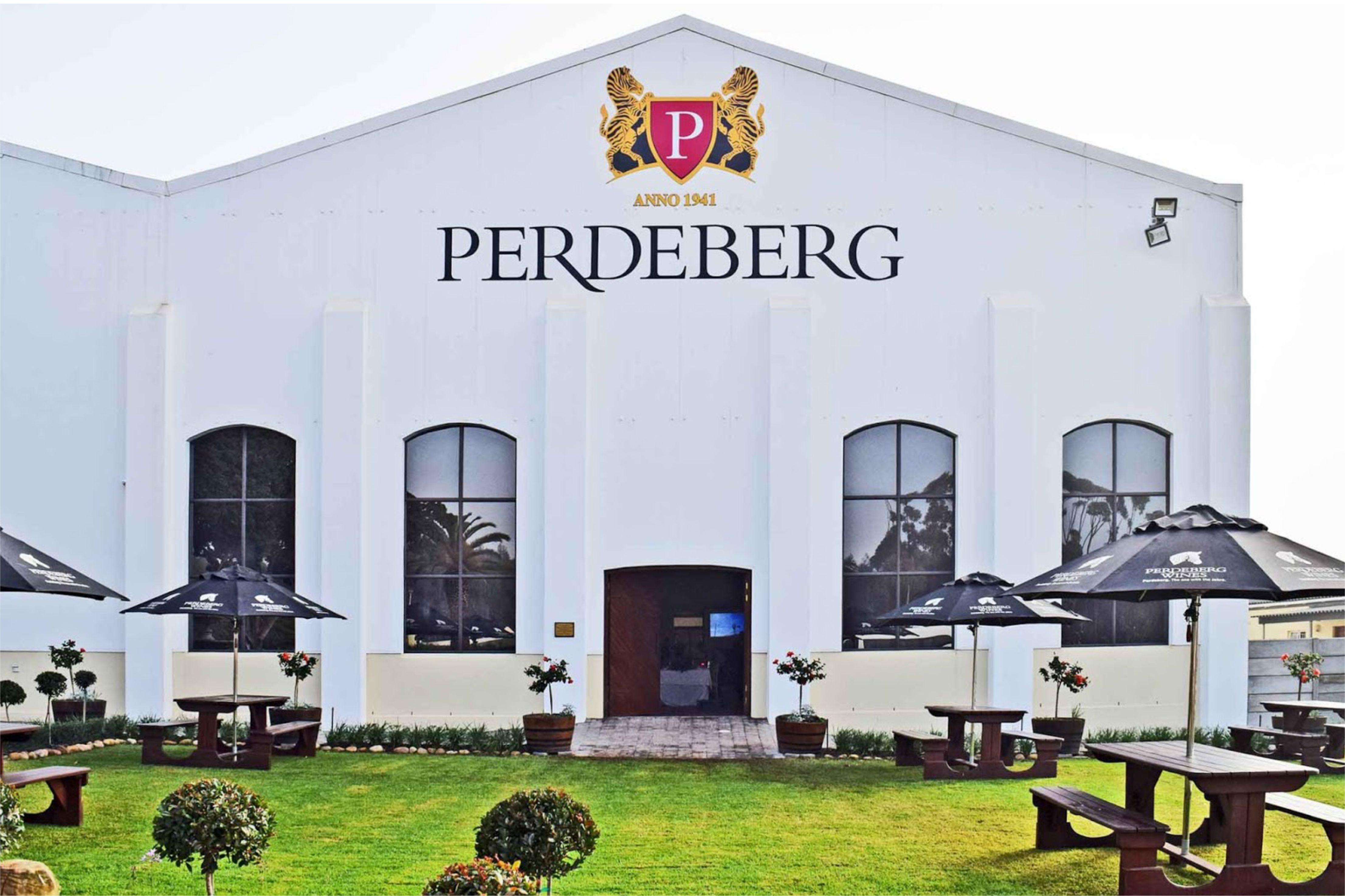 Perdeberg Winery Wine Tasting