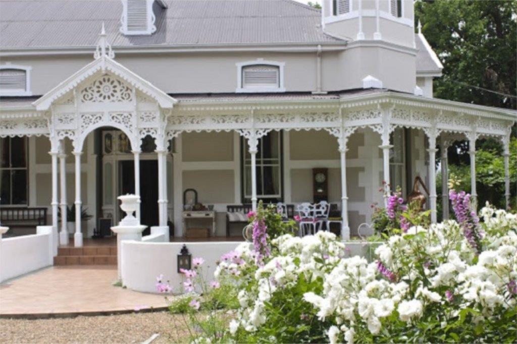Victorian Tea Garden